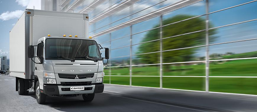 Mitsubishi-Fuso Canter Truck Vocations - United Truck Centers